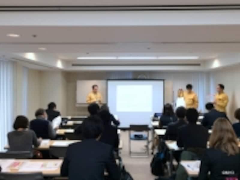 マスコミ向け防災訓練説明会