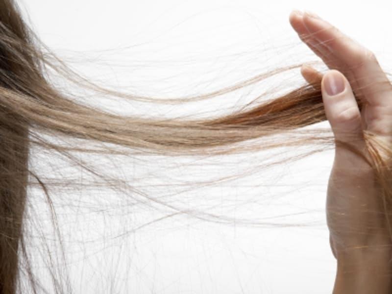 あなたはくせ毛?それとも直毛?