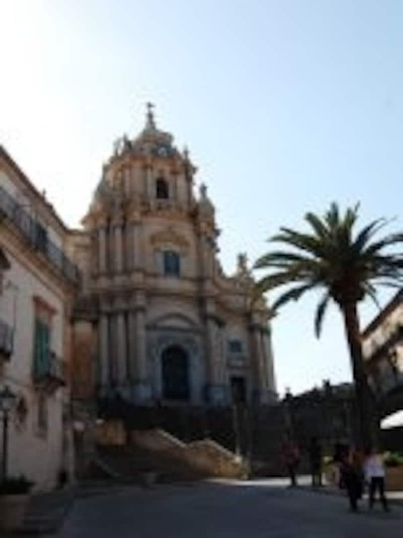 シチリア島東部にあるバロックの街ラグーザ(世界遺産)