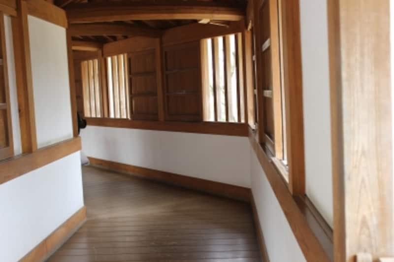 姫路城undefined西の丸廊下