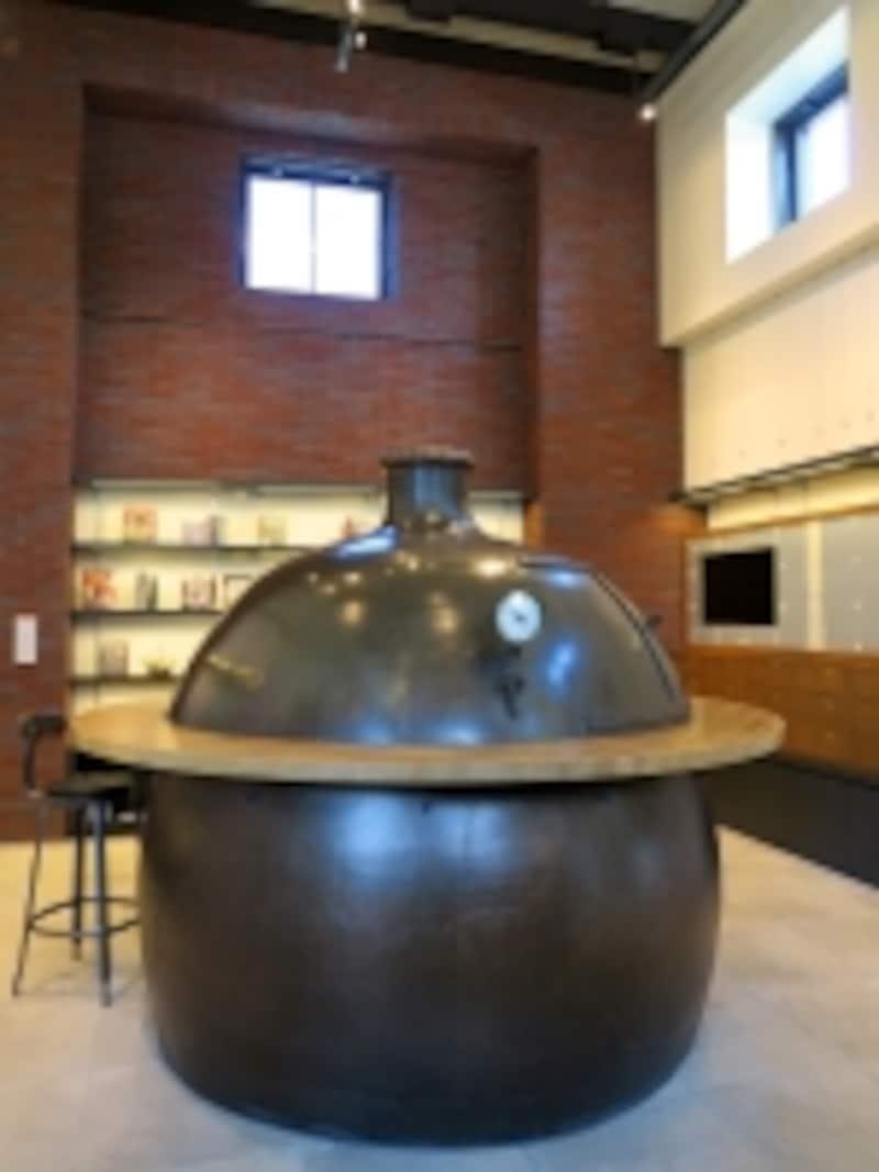 横浜発祥のビールの歴史を体感できる展示スペース