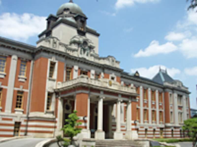 大正築のネオバロック様式が見事な名古屋市市政資料館