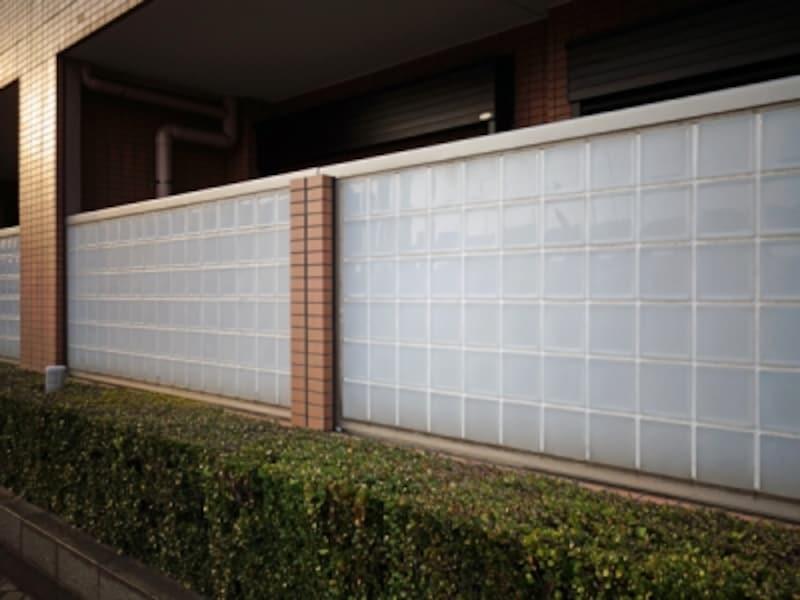 浸水対策を施したマンション