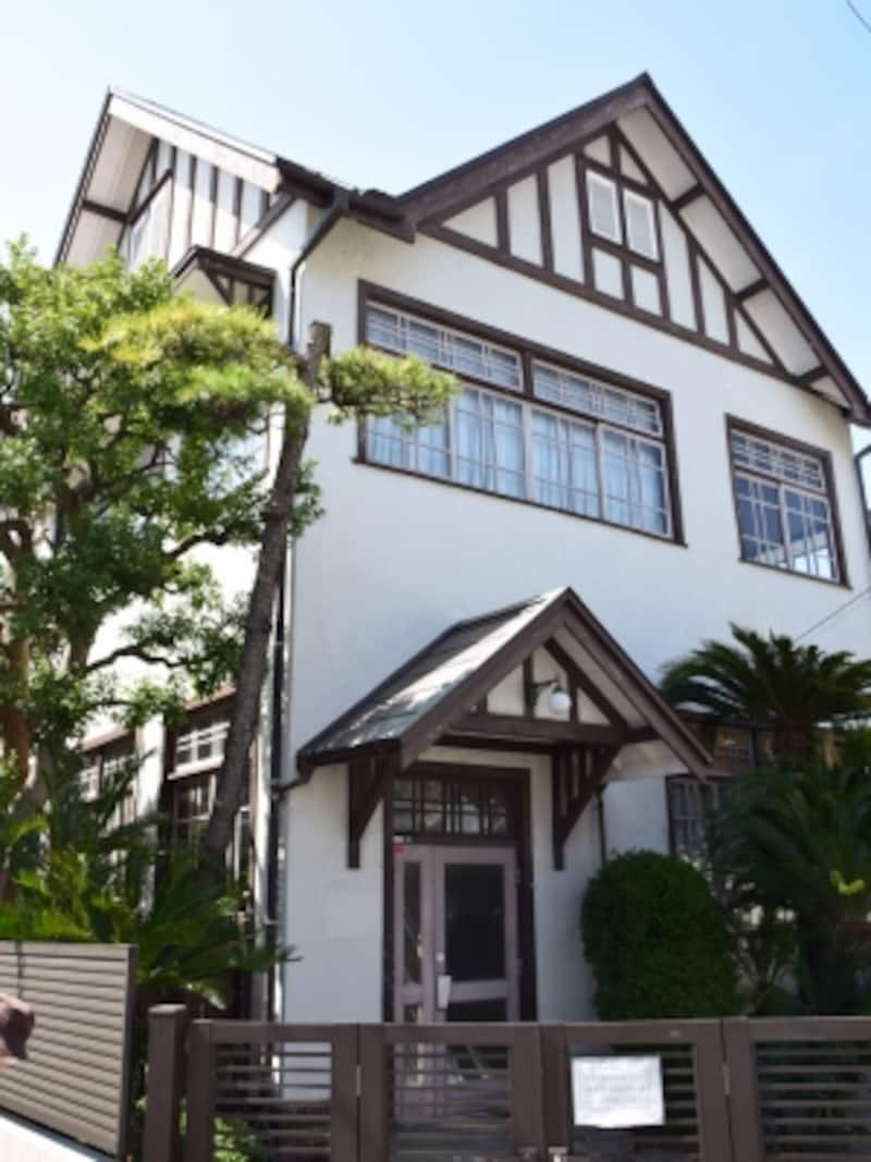 『旧安保小児科医院』(鎌倉市景観重要建築物指定)