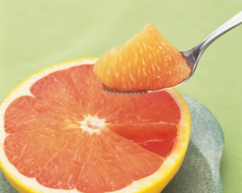 毎日のキレイを作るグレープフルーツ