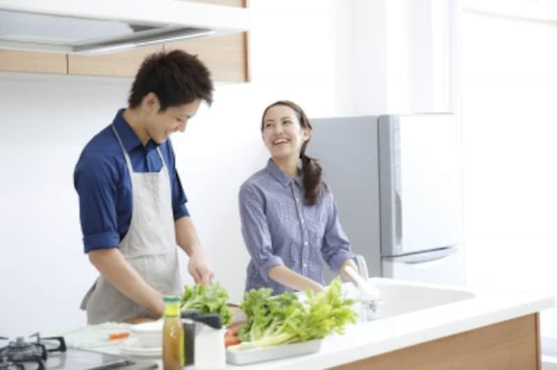 手作り料理で女子を自宅に招き入れろ!