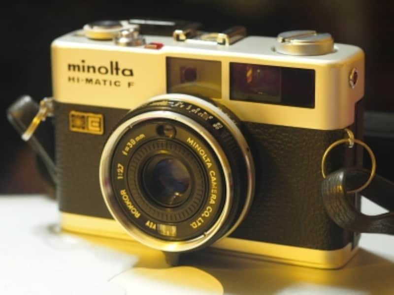 ミノルタHI-MATICF
