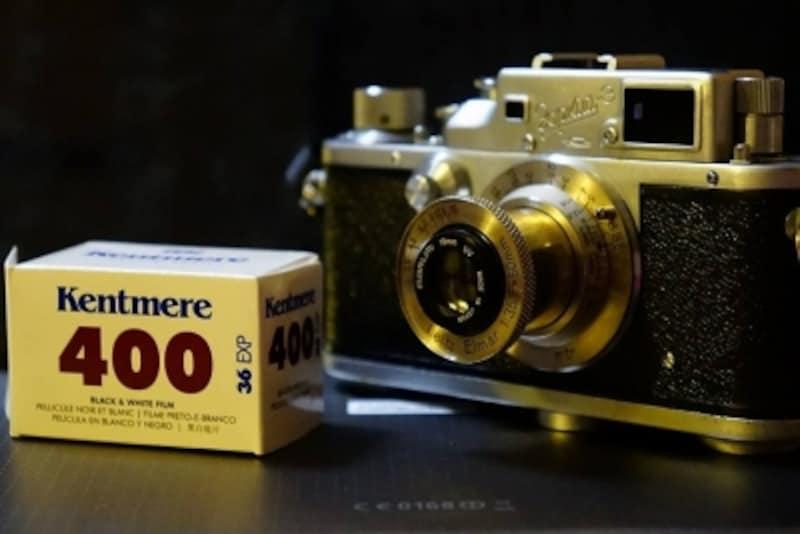 フィルムカメラとフィルム
