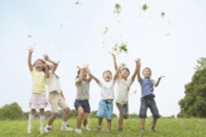 遊び上手な子供へと導くヒント
