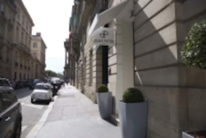 ジャンパトゥパリ本店/パリ8区