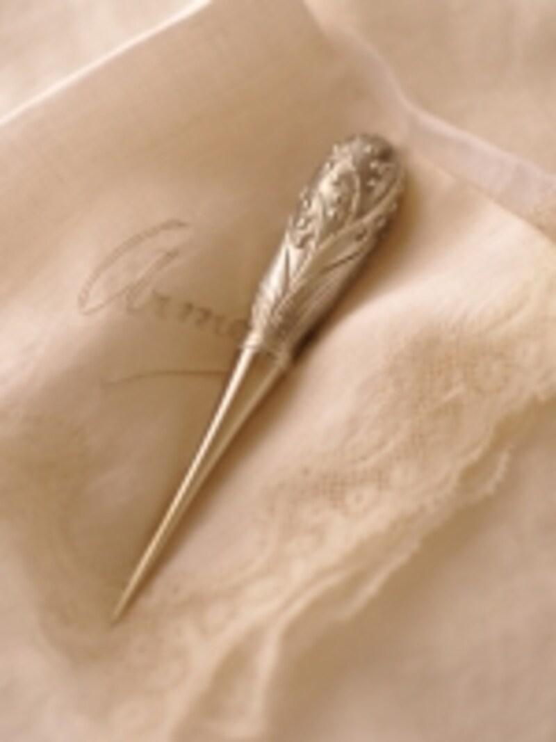 すずらんの日のお裁縫道具