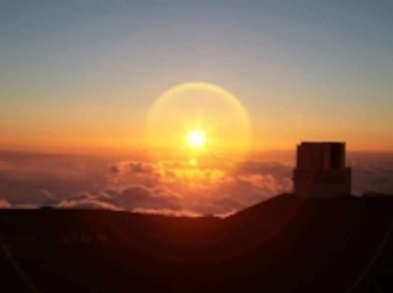 マウナケア山頂
