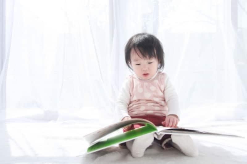 1歳児にオススメの人気絵本とは?
