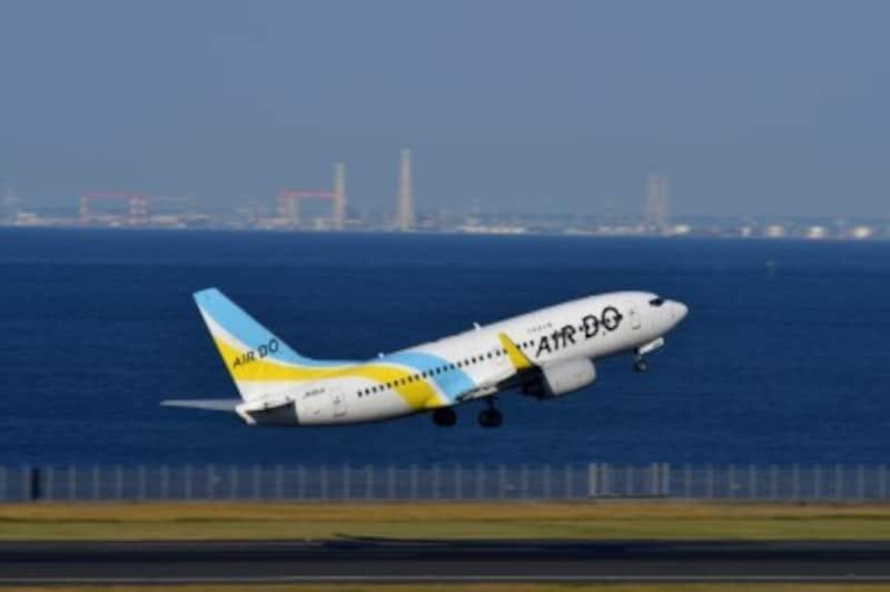 エアドゥ,羽田,737
