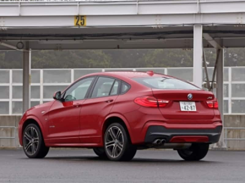 BMWX4