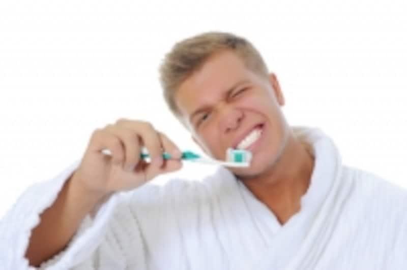 歯の磨きすぎ