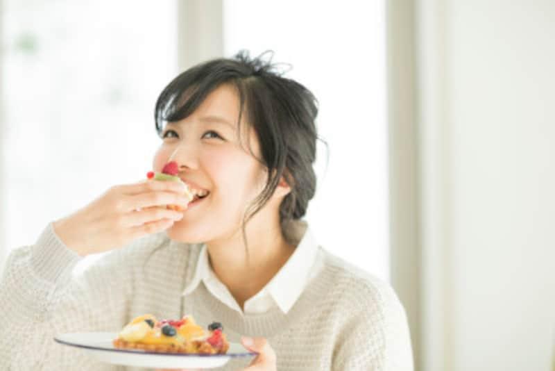 虫歯になりやすい間食