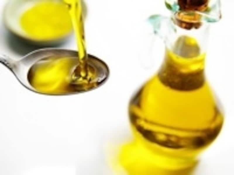 オリーブオイルはオレイン酸が豊富