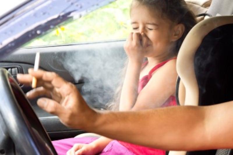 受動喫煙と子どもの健康リスク