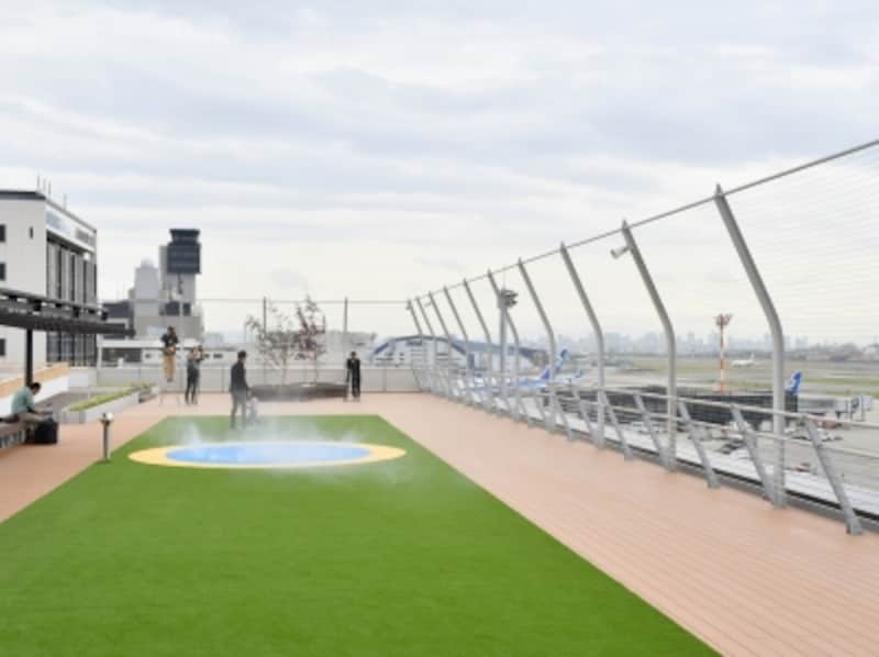 伊丹空港,展望デッキ,リニューアル