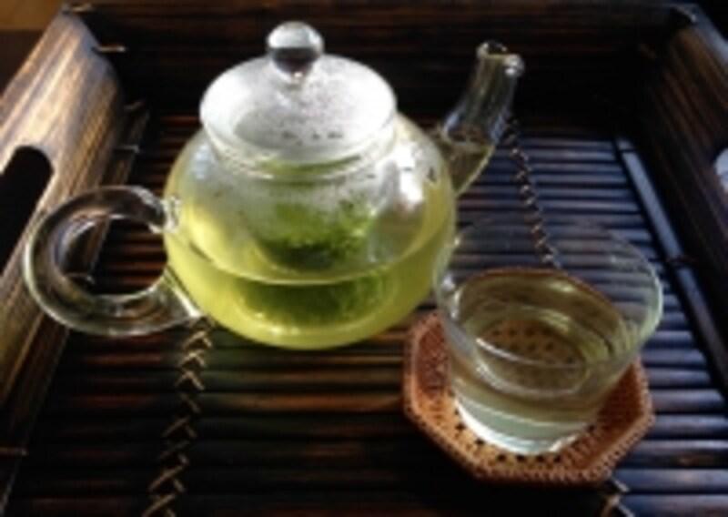 水出し煎茶,浸出,常温,健康,免疫機能,カテキン,EGC