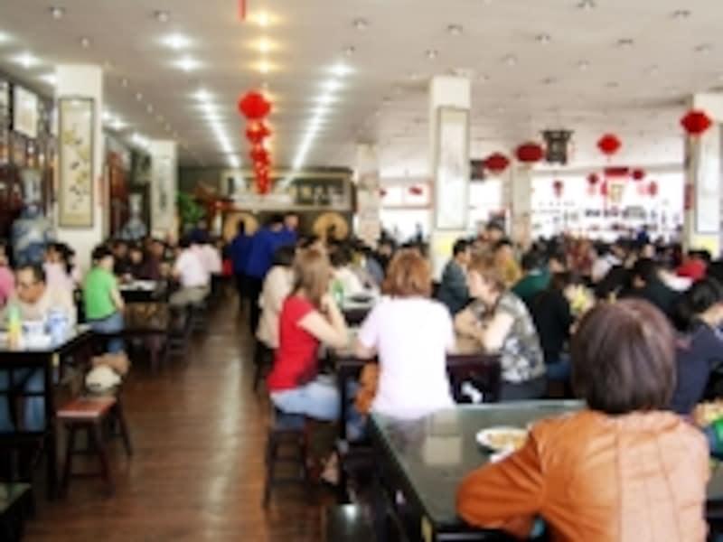 北京の服装「ジャージャン麺」