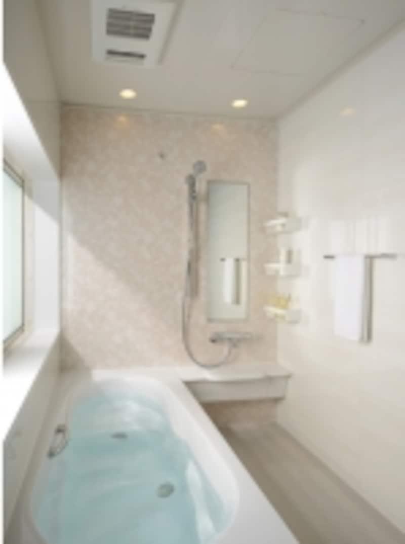 デザインやカラーを豊富に揃え、暖かくお手入れしやすい機能を標準搭載。[戸建住宅リフォーム用システムバスルーム「Remore(リモア)」]undefinedundefinedLIXILundefinedhttp://www.lixil.co.jp/