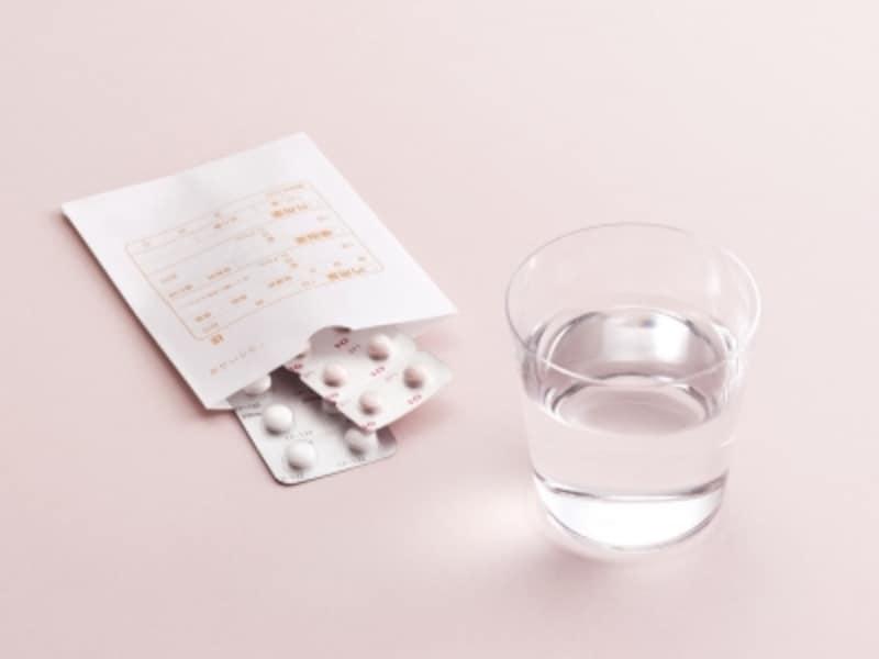 皮膚科で処方される内服薬を試してみて