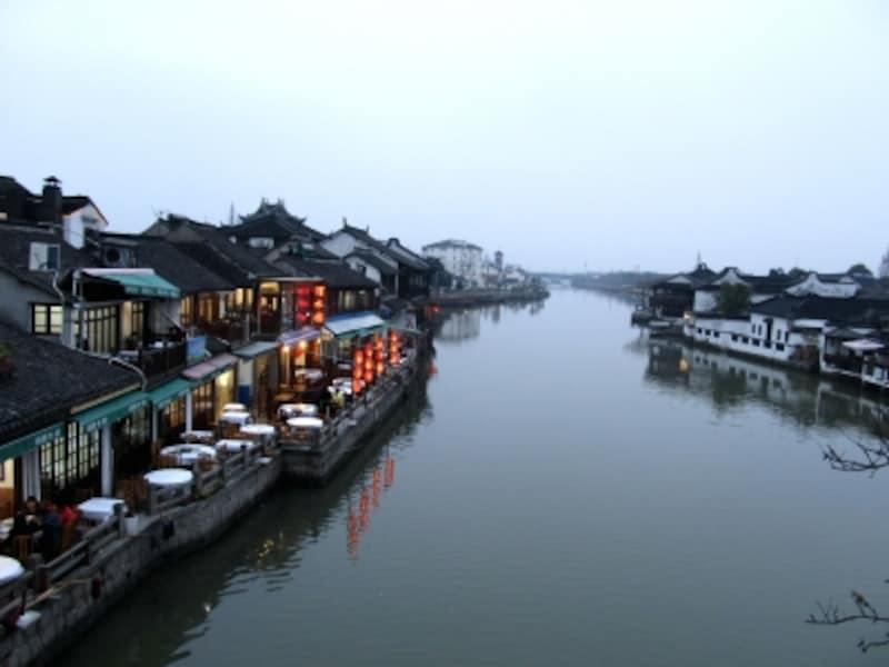 放生橋からの眺め