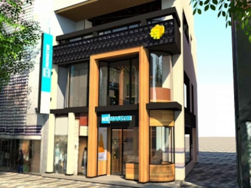 「ICEMONSTER」日本進出1号店は表参道・原宿エリアの神宮前交差点そばにオープン