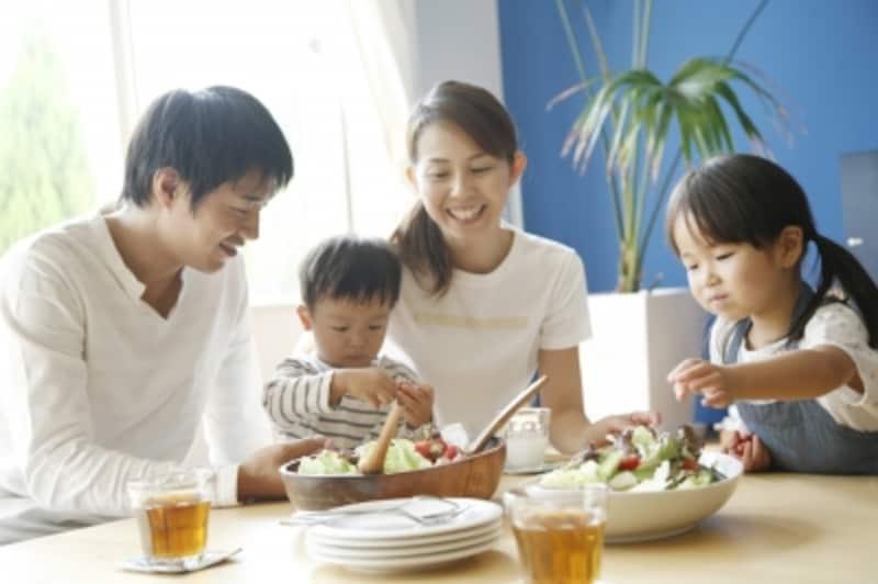 食事のマナーは小さい頃から習慣化しましょう