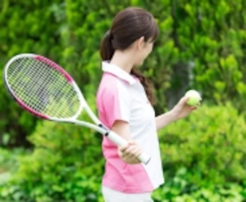 テニスのイメージ画