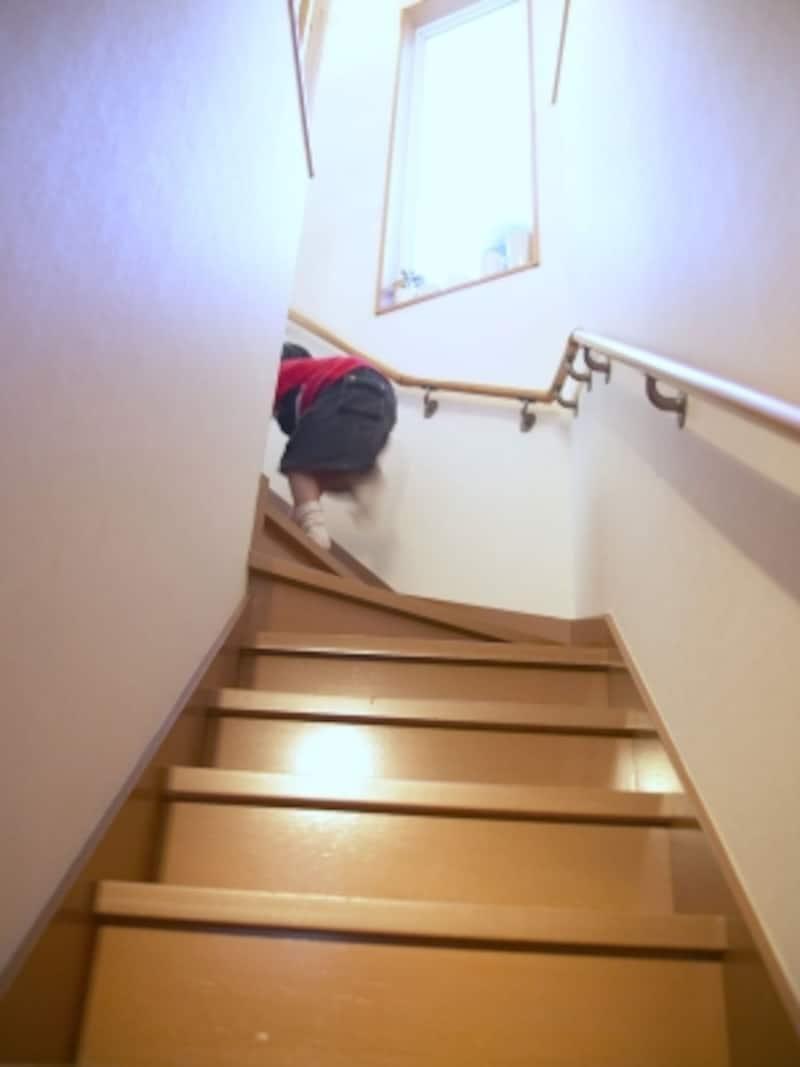 階段脇のドアは悪い間取り