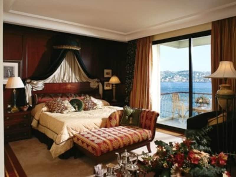 イスタンブールにあるホテルのランクは実に様々