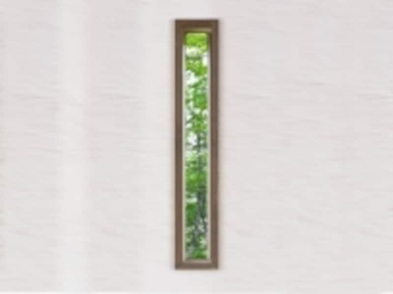 スリット窓