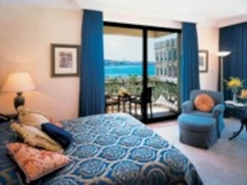 やっぱり、ボスポラス海峡が見える部屋がいい!
