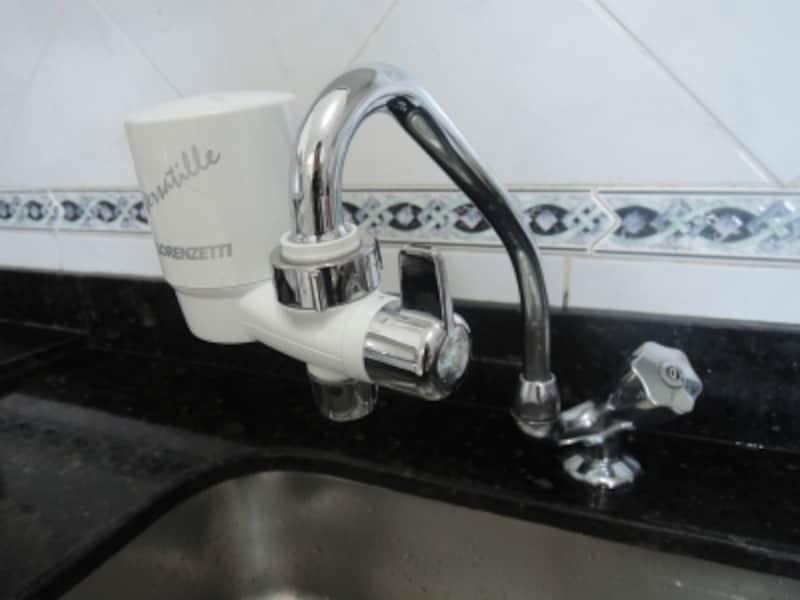 簡易版浄水器