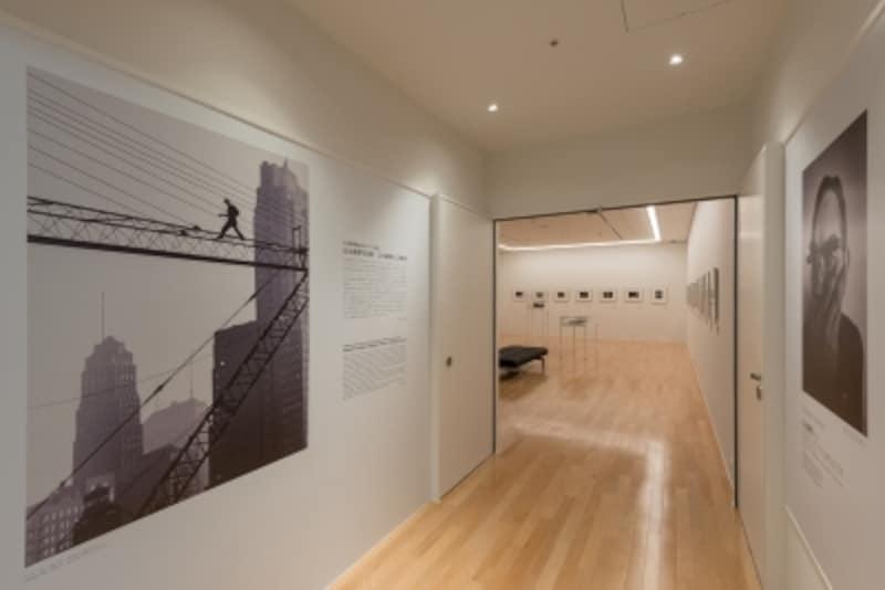 石元泰博展示室