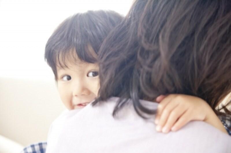 「傍で見守ってくれてありごう」その気持ちを伝えると、子どもは自分の存在そのものに自信をもつでしょう