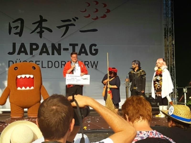日本デーステージ