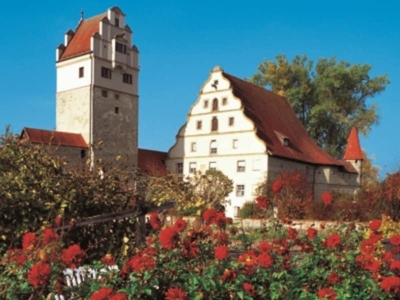 ロマンチック街道は中世の面影を残すノスタルジックな町の宝庫RomantischeStrasseTouristik-ArbeitsgemeinschaftGbR