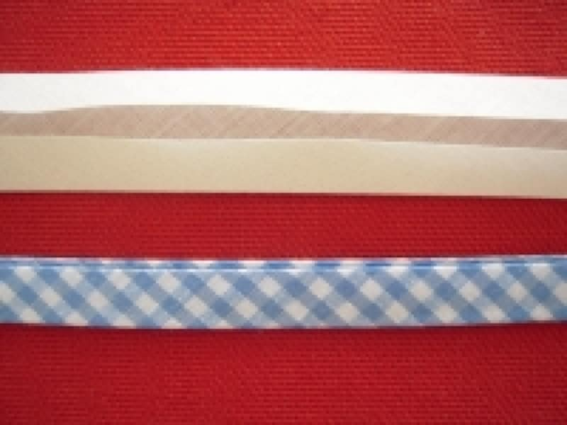 バイアステープの使い方・縫い方