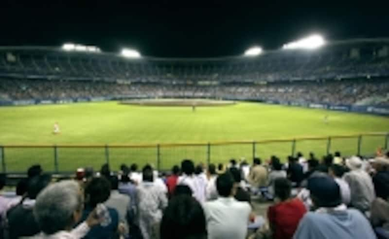 ファールボールに対する意識は、日本とアメリカで大きく異なる。