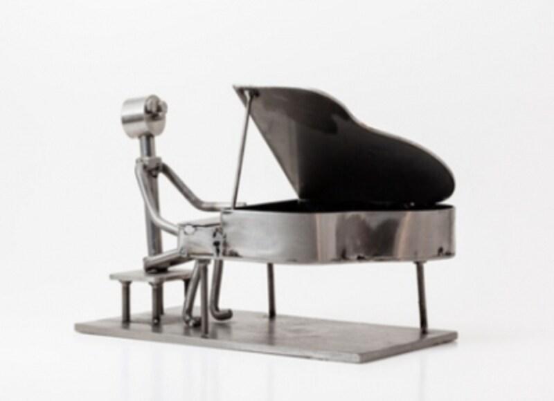 ピアニストの写真