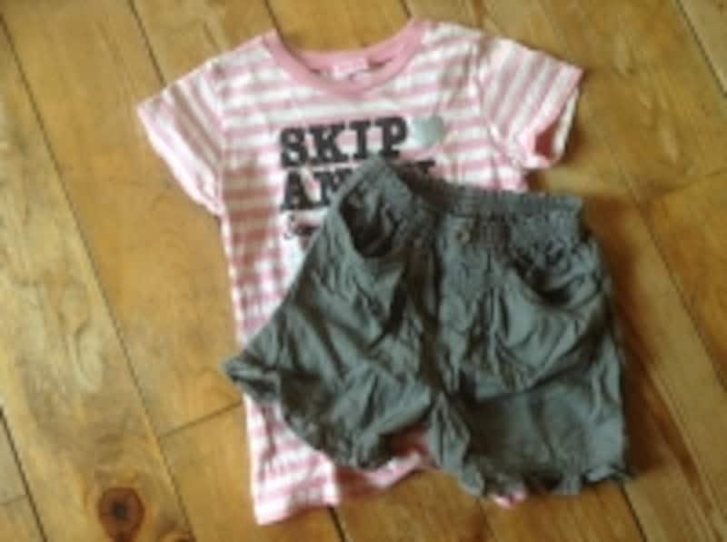 衣替えでは、サイズアウトした子供服が大量に出てくることもザラ!