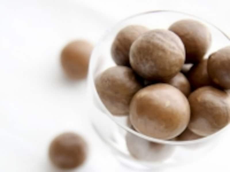 マカデミアナッツのパルミトレイン酸がポイント!