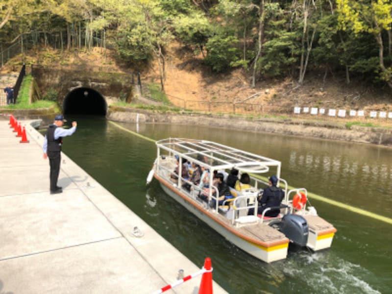 67年ぶりに復活した「びわ湖疏水船」