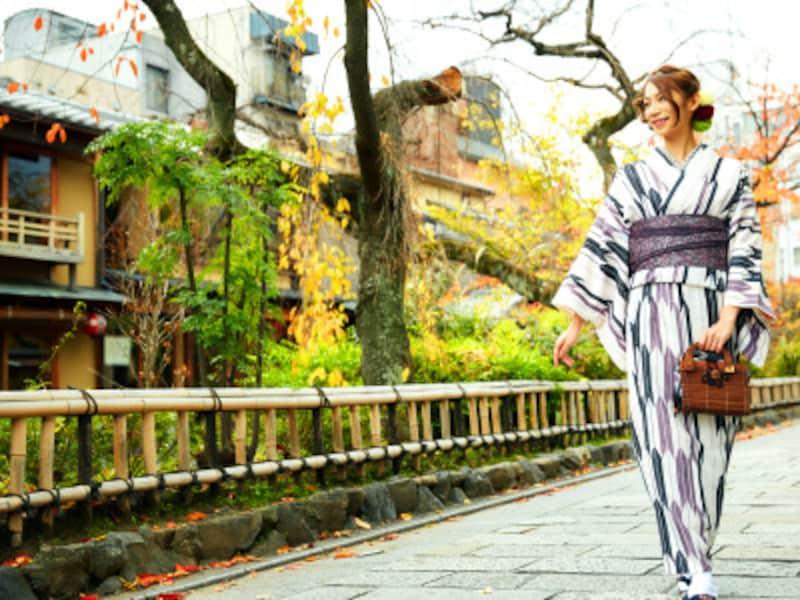 一人旅の人気旅行先は、やはり京都
