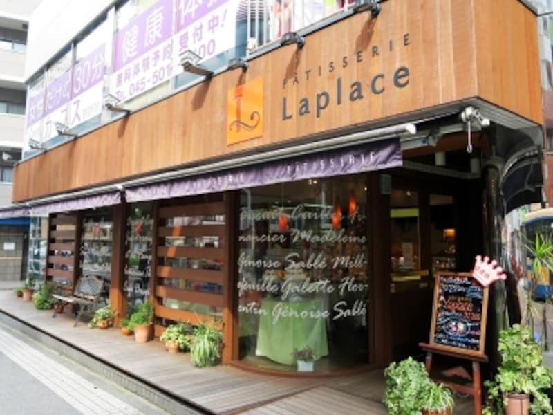 押しかけて面接してもらったお店は横浜・鶴見にある「パティスリーラプラス」
