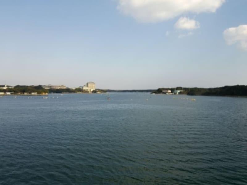 賢島エスパーニャクルーズから眺める英虞湾の風景(5)